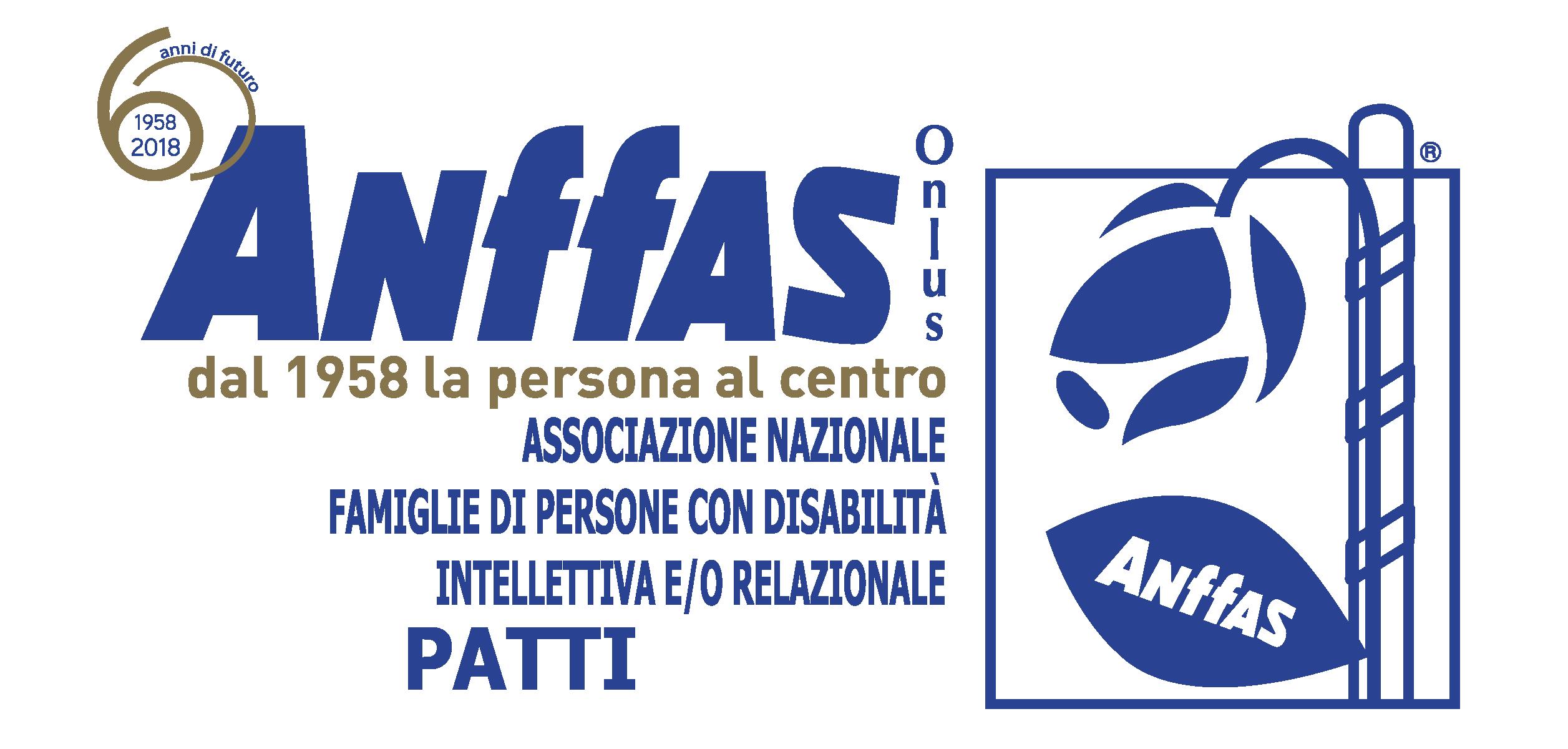 Logo Anffas Onlus Patti