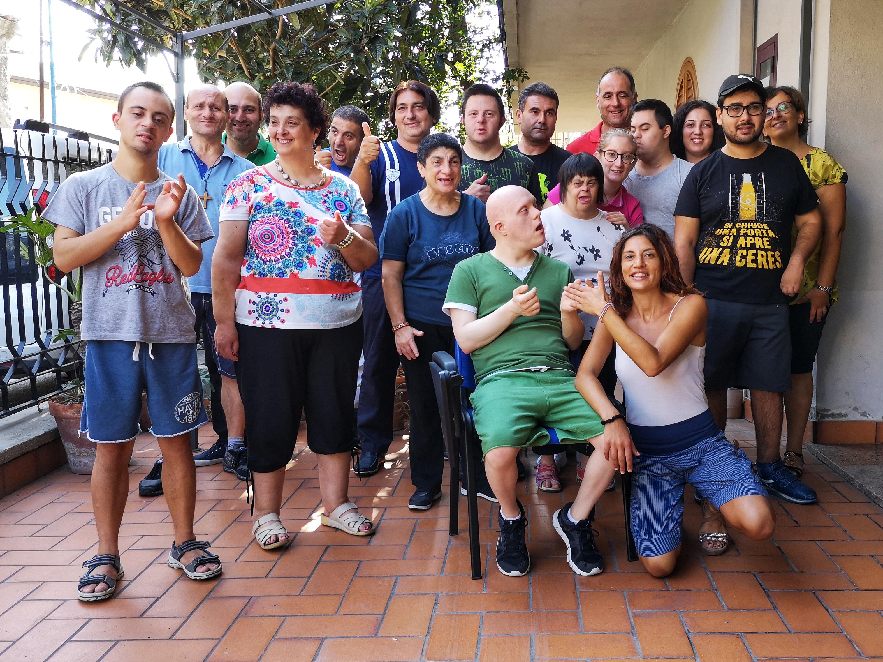 Anffas Onlus Patti - Centro Diurno inizio attività