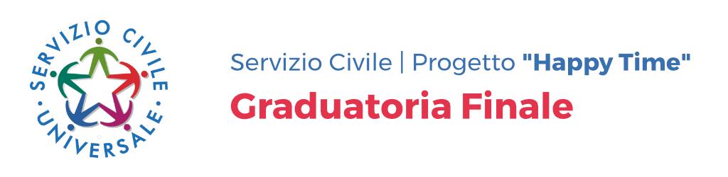 Graduatoria finale servizio civile 2018 Anffas Onlus Patti Progetto Happy Time