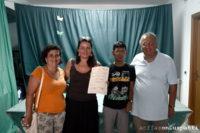 Consegna attestati di qualifica professionale (17/17)