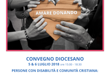 Anffas Onlus Patti Convegno Diocesano